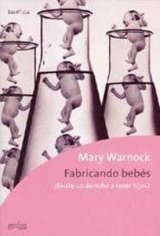 Descargar un libro electrónico gratuito FABRICANDO BEBES en español ePub