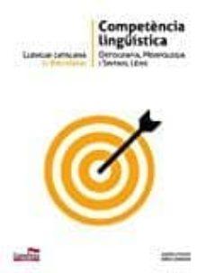Permacultivo.es Llengua Catalana 1 Batxillerat. Competència Lingüística Image