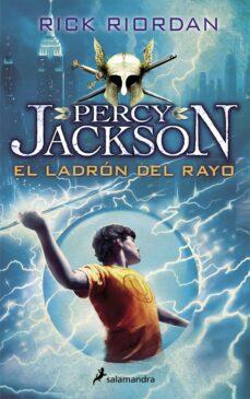 EL LADRON DEL RAYO (PERCY JACKSON Y LOS DIOSES DEL OLIMPO I ...