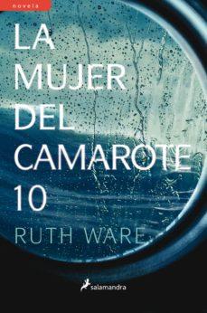 Amazon descarga gratuita de audiolibros LA MUJER DEL CAMAROTE 10 (Literatura española) de RUTH WARE  9788498387964