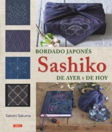 Descargar gratis ebook BORDADO JAPONES SASHIKO DE AYER Y DE HOY