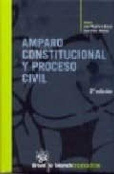 Inmaswan.es Amparo Constitucional Y Proceso Civil (2ª Ed.) Image