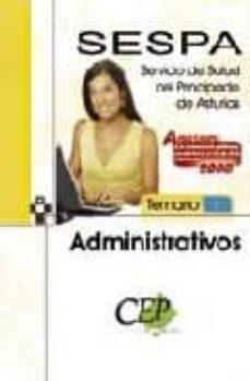 Chapultepecuno.mx Oposiciones Administrativos Del Servicio De Salud Del Principado De Asturias (Sespa). Promocion Interna. Temario Image