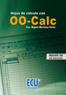 hojas de cálculo con oo-calc (ebook)-francisco miguel martinez perez-9788499480664