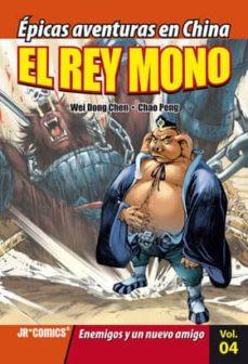 Viamistica.es El Rey Mono Nº 4: Enemigos Y Un Nuevo Amigo Image