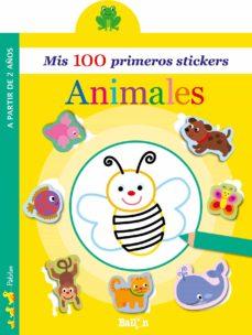 Chapultepecuno.mx Animales - Mis 100 Primeros Stickers Image