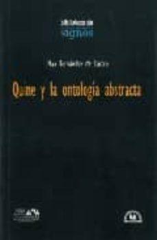 Geekmag.es Quine Y La Ontologia Abstracta Image