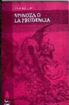 Asdmolveno.it Spinoza O La Prudencia Image