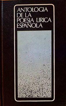 Ojpa.es Antología De La Poesía Lírica Española Tomo I Y Ii Image