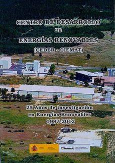 Cdaea.es Centro De Desarrollo De Energías Renovables (Ceder- Ciemat) Image