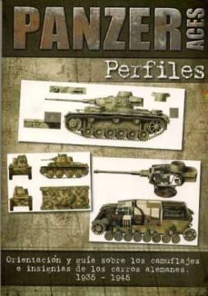 Permacultivo.es Panzer Aces. Perfiles Nº 1 Image