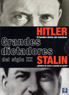 Descargas gratuitas de libros electrónicos de kobo GRANDES DICTADORES DEL SIGLO XX: HITLER Y STALIN 8437009706374 FB2 en español de MICHAEL KERRIGAN