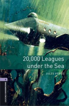Descargar gratis archivos ebook pdf OXFORD BOOKWORMS LIBRARY 4 20000 LEAGUES UNDER SEA MP3 PACK (Literatura española)