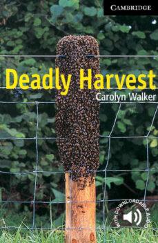 Descargar Ebook para joomla gratis DEADLY HARVEST (LEVEL 6) de CAROLYN WALKER