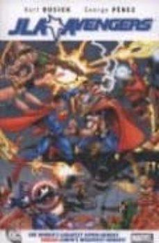 Encuentroelemadrid.es Jla/ Avengers Image