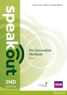 Libros para descargar gratis en línea SPEAKOUT PRE-INTERMEDIATE 2ND EDITION WORKBOOK WITH KEY