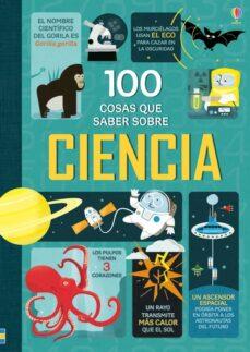 Chapultepecuno.mx 100 Cosas Que Saber Sobre Ciencia Image