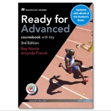 Ebooks descargar mp3 gratis READY FOR ADVANCED STUDENT´S BOOK + KEY EBOOK PACK 3 ED 9781786327574 de  iBook (Spanish Edition)