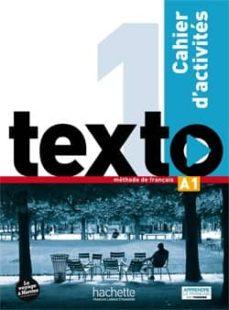 Ebook para psp descargar TEXTO 1. MÉTHODE DE FRANCAIS A1 CAHIER EXERCICES AVEC AUDIO CD 9782014015874 MOBI de  en español