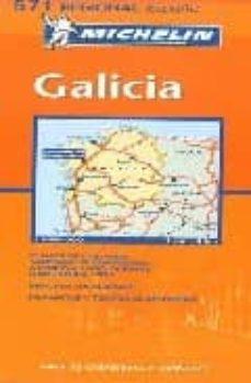 Permacultivo.es Galicia Nº 571 (1:400000) (Regional) Image