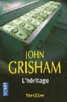 Libros electrónicos gratis para descargar de libros electrónicos L HERITAGE de JOHN GRISHAM iBook