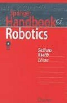 Descargar SPRINGER HANDBOOK OF ROBOTICS gratis pdf - leer online