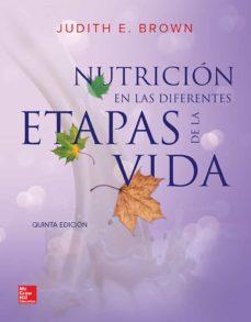 Descargar libros gratis de electrónica NUTRICIÓN EN LAS DIFERENTES ETAPAS DE LA VIDA