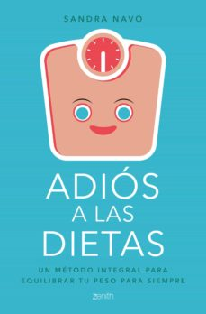 adiós a las dietas (ebook)-sandra navo-9788408181774