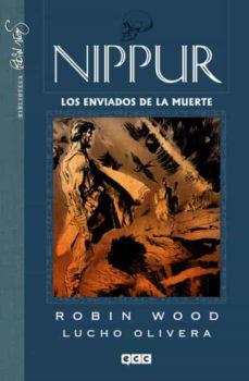 nippur núm. 03-robin wood-lucho olivera-9788415748274