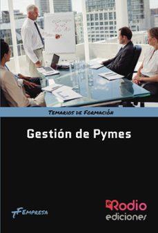 gestion de pymes-9788416266074