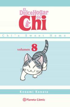 el dulce hogar de chi tomo 8-konami kanata-9788416543274