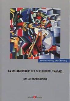 Eldeportedealbacete.es La Metamorfosis Del Derecho Del Trabajo Image