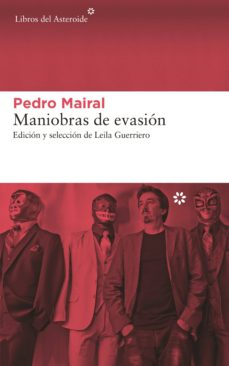 maniobras de evasión (ebook)-pedro mairal-9788417007874