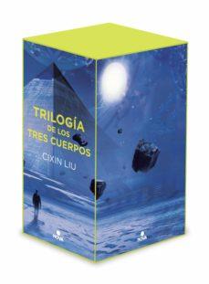 Descargar gratis ebooks pdf para joomla ESTUCHE TRILOGIA DE LOS TRES CUERPOS (EL PROBLEMA DE LOS TRES CUERPOS; EL BOSQUE OSCURO; EL FIN DE LA MUERTE) 9788417347574 de CIXIN LIU (Spanish Edition) PDF