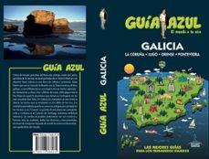 galicia 2018 (guia azul) 8ª ed.-jesus garcia-paloma ledrado-9788417368074