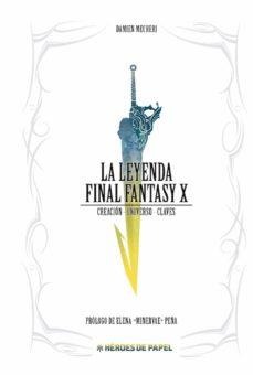 Geekmag.es La Leyenda Final Fantasy X Image
