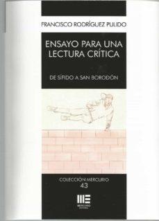 Bressoamisuradi.it Ensayo Para Una Lectura Crítica Image
