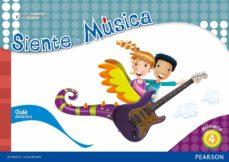 Geekmag.es Siente La Música 4º Educacion Primariapack Guía Didáctica (Comunidad Valenciana) Image