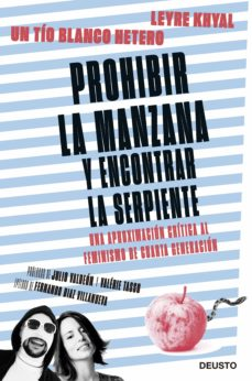 prohibir la manzana y encontrar la serpiente (ebook)-leyre khyal-9788423430574