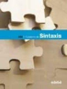 Titantitan.mx Cuaderno De Sintaxis. Lengua Y Literatura. Secundaria Image