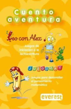 Curiouscongress.es Cuentoaventura -Cd-rom Leo Con Alex/juegomat 2º Ciclo Image
