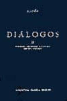 Cdaea.es Dialogos Ii: Gorgias, Menexeno, Eutidemo, Menon, Cratilo Image