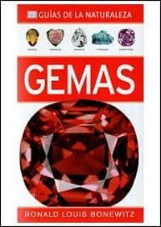 guias de la naturaleza: gemas-ronald louis bonewitz-9788428216074