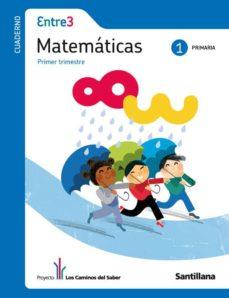 Srazceskychbohemu.cz Cuaderno Matematicas 1º Primaria 1º Trimestre (Entre 3) Image