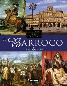 el barroco en españa (genios del arte)-9788430550074