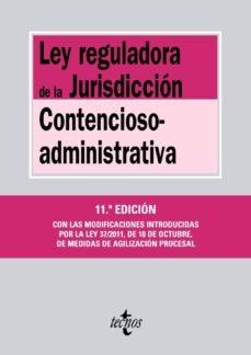 Inmaswan.es Ley Reguladora De La Jurisdiccion Contencioso-administrativa (11ª Ed.) Image