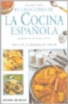el gran libro de la cocina española-ana maria calera-9788431526474