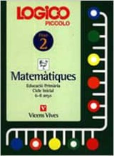 Geekmag.es Logico Piccolo Matematiques Fitxer 2 Cicle Inicial (6 - 8 Anys) Image