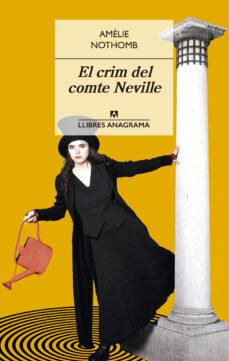 Descarga libros gratis para ipad yahoo EL CRIM DEL COMTE NEVILLE de AMELIE NOTHOMB in Spanish