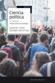 Encuentroelemadrid.es Ciencia Politica: Un Manual (Nueva Edicion Actualizada) Image